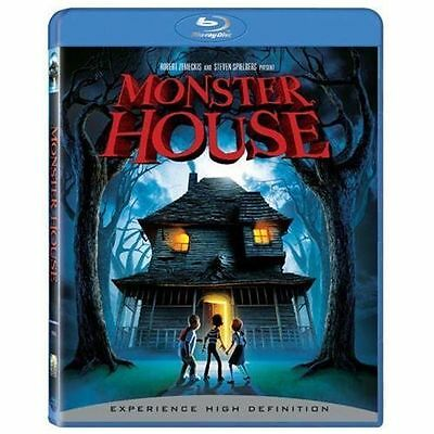 Monster House (Blu-ray Disc, 2006)