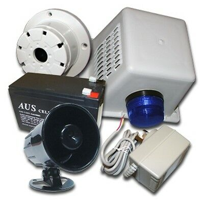 Alarm Accessory Siren Kit - a great addition to your alarm security system