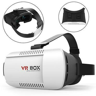 2016 Virtual Reality VR Box 3D Headset Video Glasses Helmet For Smart Phone L8S0