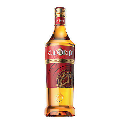 South African Alcohol/ Brandy - Klipdrift Brandy (750mL)
