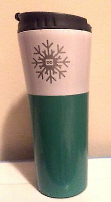 Brand New Dunkin Donuts 15 oz Coffee Travel Mug Tumbler