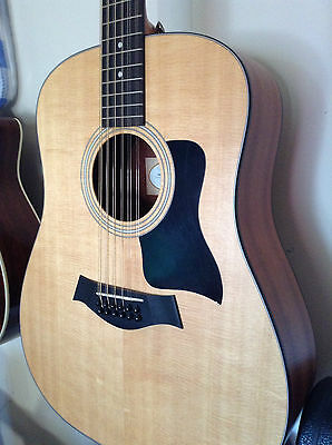 Taylor 150e 12 String Acoustic Guitar AS NEW