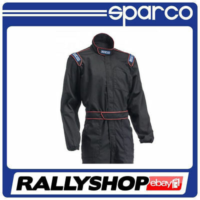 Sparco Mechanic Suit MX-3 size L BLACK, CHEAP DELIVERY WORLDWIDE Overall