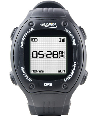 POSMA W1 GPS Running Sport Watch with Navigation