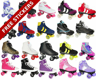 Rookie Roller Boys, Girls, Kids & Adults Quad Skates