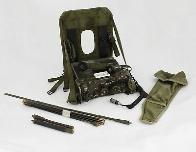 Vietnam War Portable Radio PRC-77 Version Backpacks Full Set PRC77