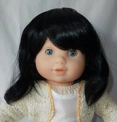 """American Girl Doll Bitty Baby Twins Size Wig 12-13"""""""