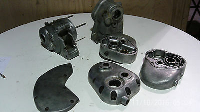 bsa gearbox casings and parts