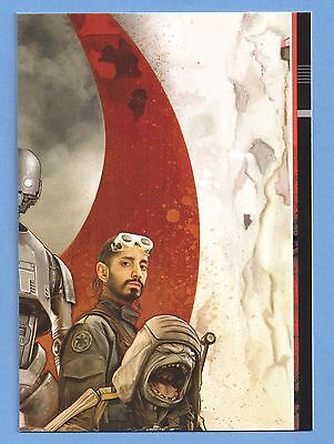 Topps Star Wars Rogue One Karte Nr.98