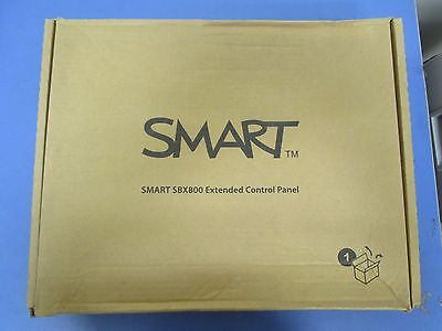 New open Box! Smart Technologies Smart Board SBX800 IX Extended Control Panel