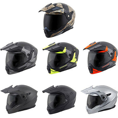 Scorpion  EXO-AT950 Full Face Dual Sport Motorcycle Helmet