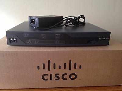 Cisco 880 Cisco887VA - Integrated Service Router - Original Box