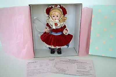 Madame Alexander Doll GOOD OLD DAYS COCA-COLA 36020 w Glass & Box 2003 Victorian