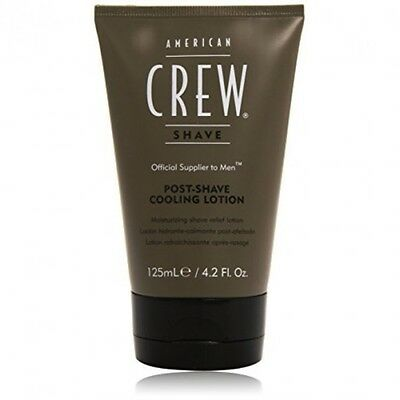American Crew Shave Post-Shave Lotion 125ml