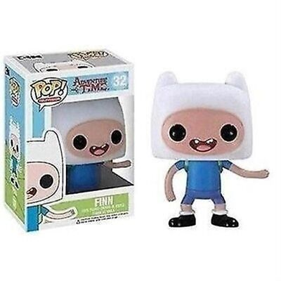 Funko - Adventure Time Finn Pop! Vinyl Figure #32 #32 New In Box
