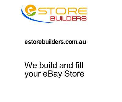 ebay store / building your store/ list products