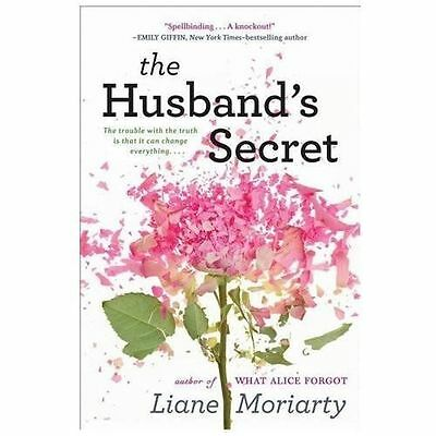 The Husband's Secret a Hardcover book by Liane Moriarty FREE SHIPPING