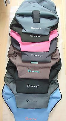 New Quinny Buzz various colours Seat cover fabric XL 18m 2nd second stage Insert