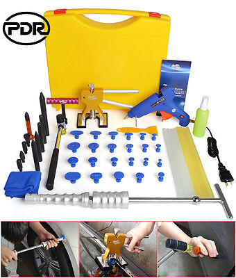 AU STOCK PDR Tools Paintless Dent Removal Dent Lifter Slide Hammer Hail Repair