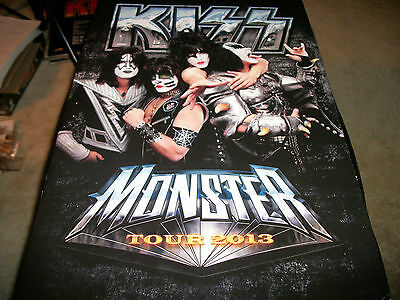 Kiss Tour book/Program, Monster North American tour