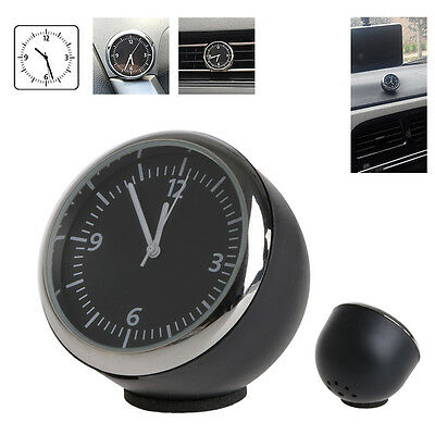 Car Mini Quartz Watch Watch Pointer Digital Clock for Decoration Auto Supplies