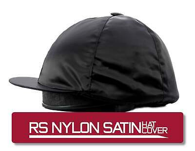 Hows Racesafe Satin Hat Cover