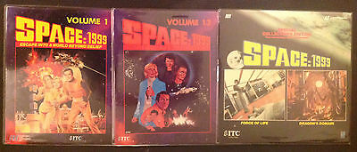 Complete 24 Vol Collection of Rare Space: 1999 Laser Disks - Beautiful Condition