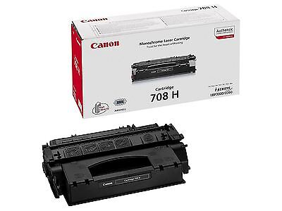 Brand New Canon 708H - Toner Cartridge - 6000 Pages - Black
