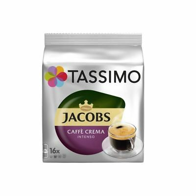 Tassimo Jacobs Caffé Crema Intenso (16 servings)