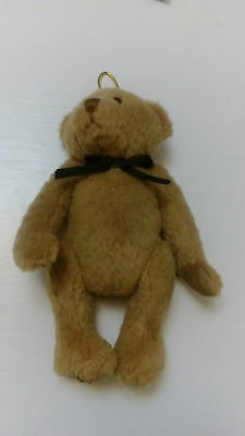 Small Macy's New York Teddy Bear made by Gund