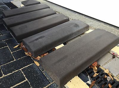 5 New Coping Stones In Charcoal