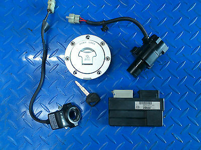 Honda Cbr600Rr Ecu Lock Set Hiss