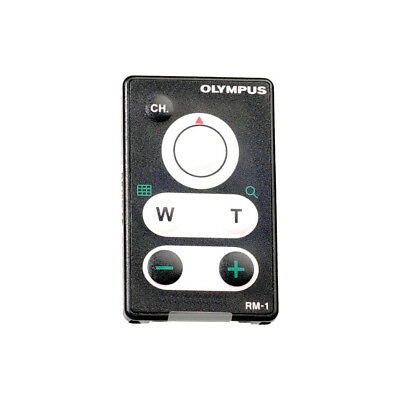 OFFICAL Olympus RM-1 Remote Control - Black FREE SHIP