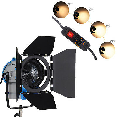 FS650Bx5 650W lampadina per GY 9.5 Video di Fresnel tungsteno Video continuo i