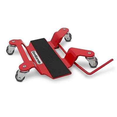Dolly Mover Honda VFR 1200 F for Centre Stand Center red