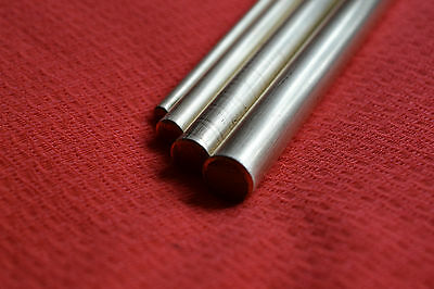 """solid copper Round Bar rod shaft 1/8"""" to 1"""" 25mm 10mm 1/4"""" model engineer c101"""
