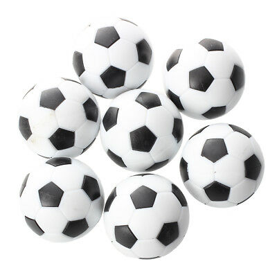 10pcs 32mm Plastic Soccer Table Foosball Ball Football F6