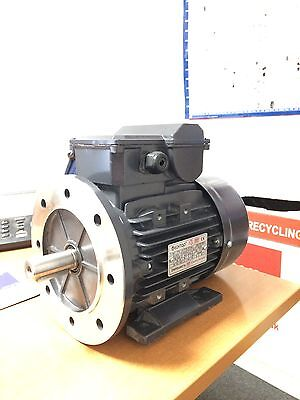 TEC Single Phase Electric Motor.