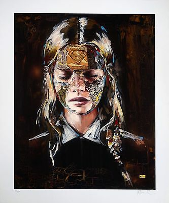 Sandra Chevrier The Cage: The Beginning no.55 of 80 - 25% for Charity