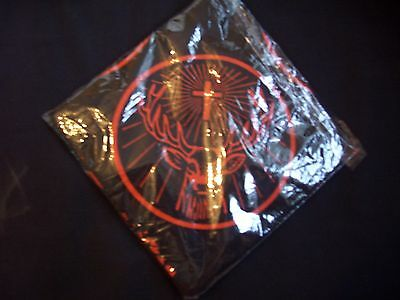 NEW JAGERMEISTER BANNER BANDANA 25in X 25in.