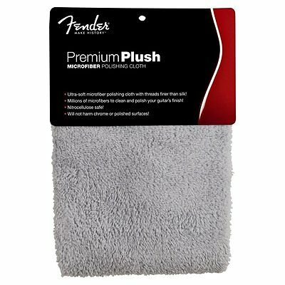 Fender Premium Plush MicroFibre Polishing Cloth