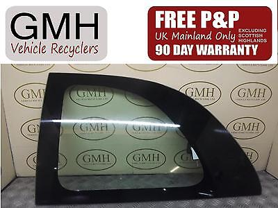 Chrysler Voyager Left Passenger N/s Rear Side Glass Opening Type 2001-2008§