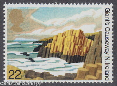 GREAT BRITAIN - 1981 National Trust 'Dropped Clouds' Variety - UM / MNH