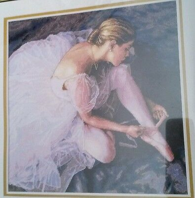 Dimensions Gold Collection Counted Cross Stitch Kit - Ballerina Beauty