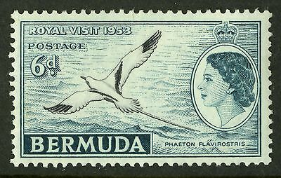 Bermuda  1953  Scott #163  Mint Lightly Hinged