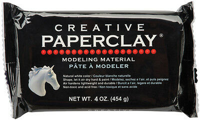 Creative Paperclay 4Oz 0813