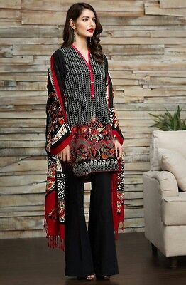 Khaadi Latest Master ReplicPakistan Shalwar Kameez Shawl Winter Collection