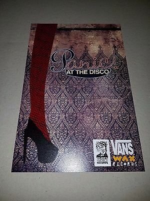 044 Panic! At the Disco RARE poster Death Of A Bachelor Concert poster