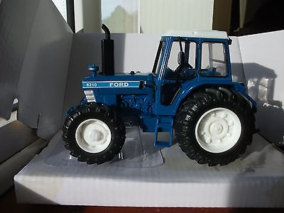 BRITAINS  1;32  FORD 8210  TRACTOR CONVERSION  NEW  BOXED+choose number plate