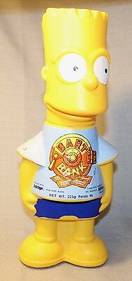 """Bart Simpson Butterfinger Coin Bank 13"""" Tall No Candy The Simpsons Collectible !"""